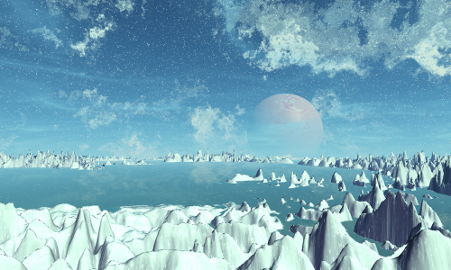 Il pianeta Janwaar, by me