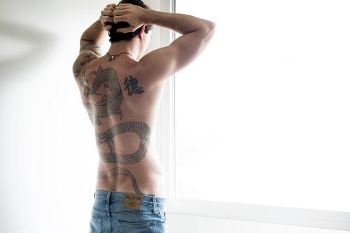 Fabio Corradini by Sergio Baia