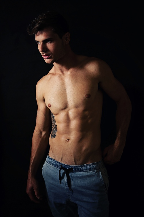 Wink model Chad Fellows connects with photographer Karim Konrad for our latest exclusive. Lighting set is incredible, because you can see every detail of Chad's physique, the best portray exposed so far from Sydney based photographer. Hair by Luke Nicholson Debut Management using Evo.