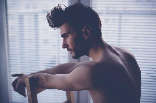 "Beautiful set entitled ""Man in the Morning"" by Paweł Pochmara with Bartek Skaj. 100% Motivational."