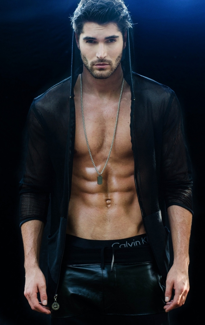 Man in the darkness and Let There Be LIght - Nick Bateman