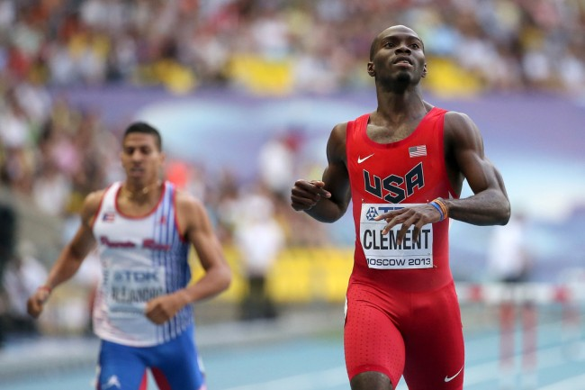 Kerron Clement_USA