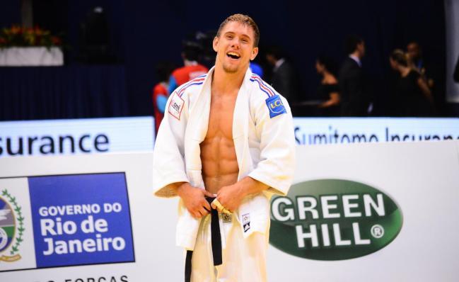 Loic Pietri_Judo_French